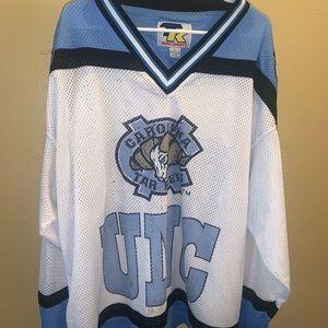 Vintage University Of North Carolina Hockey Jersey